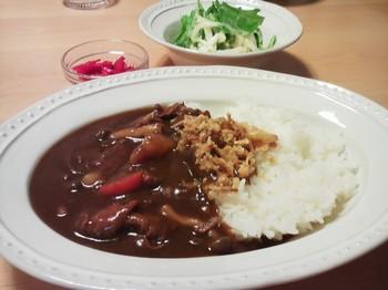 2013.10.30 お夕飯