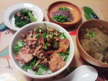 2013.11.19 お夕飯