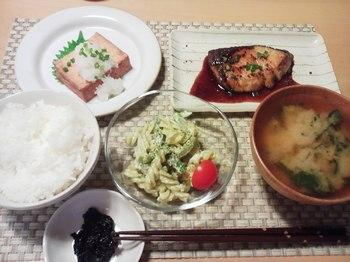 2013.12.02 お夕飯