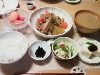2013.12.03 お夕飯