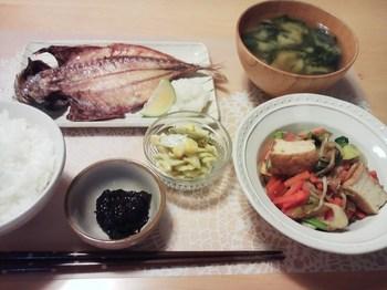 2013.12.04 お夕飯