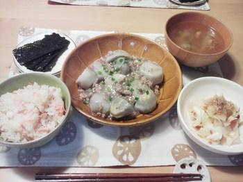 2012.12.15 お夕飯