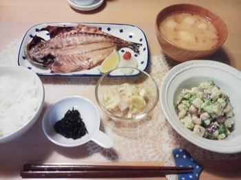 2012.12.16 お夕飯