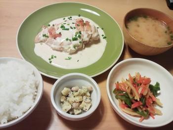 2012.12.21 お夕飯