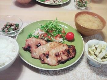 2014.01.12 お夕飯