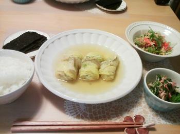 2014.01.14 お夕飯