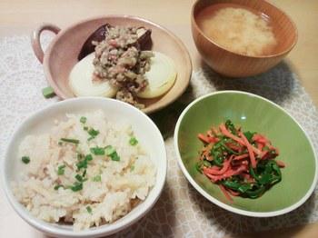 2014.01.16 お夕飯