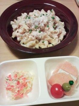 2014.01.25 お夕飯