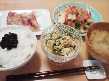 2014.01.30 お夕飯