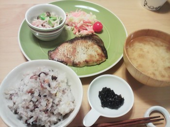 2014.02.01 お夕飯