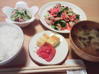2014.02.21 お夕飯