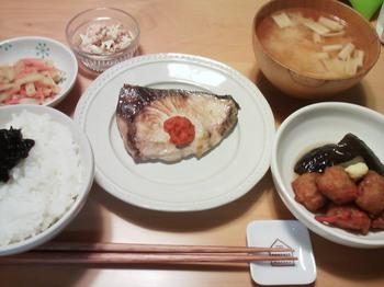 2014.03.15 お夕飯