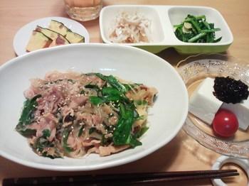 2014.03.21 お夕飯