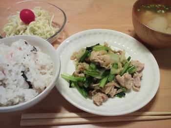 2014.04.02 お夕飯