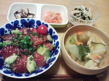 2014.04.06 お夕飯