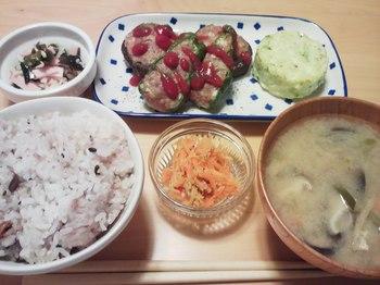 2014.04.07 お夕飯