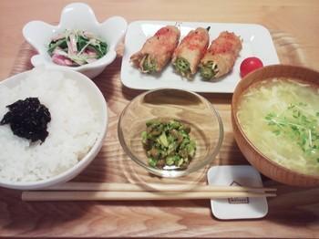 2014.04.08 お夕飯