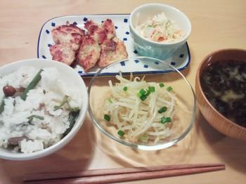 2014.04.15 お夕飯
