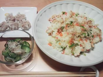 2014.04.20 お夕飯