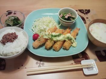 2014.04.21 お夕飯