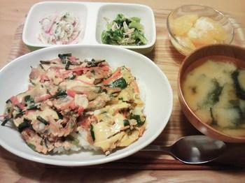 2014.06.19 お夕飯