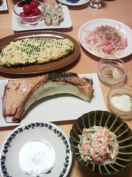 2014.07.06 お夕飯