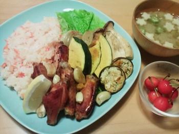 2014.07.07 お夕飯