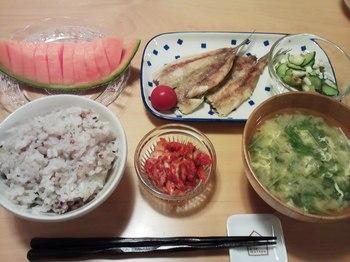 2014.07.08 お夕飯