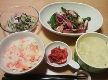 2014.07.16 お夕飯