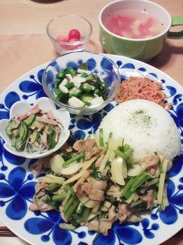 2014.07.17 お夕飯