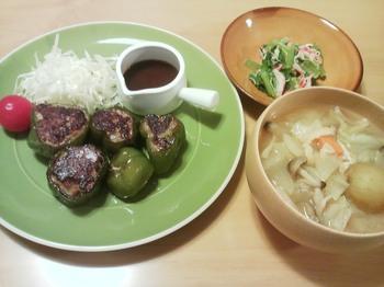 2014.07.24 お夕飯