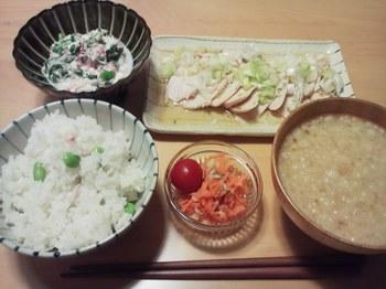 2014.07.27 お夕飯