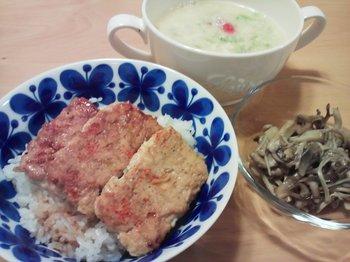 2014.07.29 お夕飯