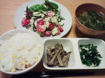 2014.07.30 お夕飯