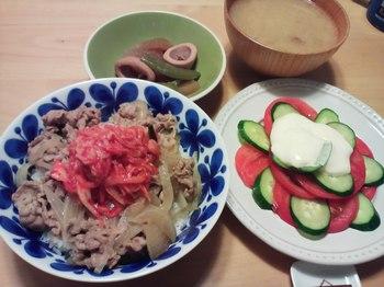 2014.08.05 お夕飯