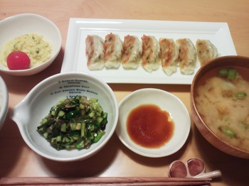 2014.08.06 お夕飯