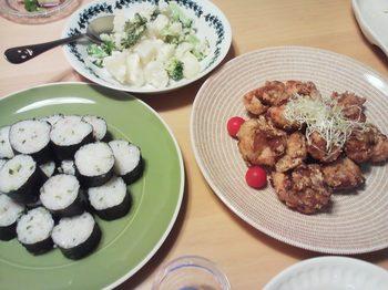 2014.09.14 お夕飯
