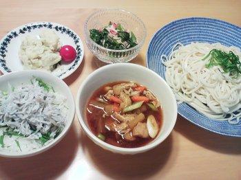 2014.10.13 お夕飯