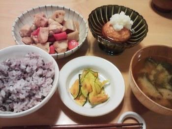 2014.10.27 お夕飯