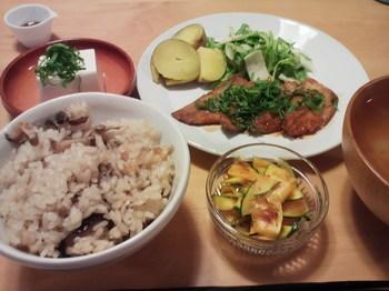 2014.10.29 お夕飯