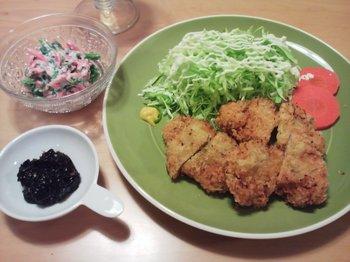 2014.11.01 お夕飯