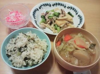 2014.11.04 お夕飯