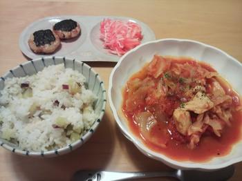 2014.11.06 お夕飯