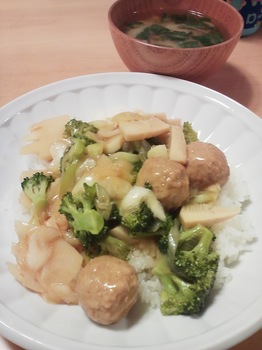 2014.11.27 お夕飯