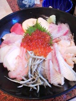2015.05.05 魚や たけ庄_海鮮丼