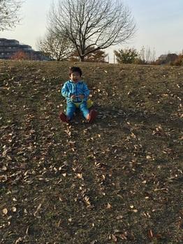 2015.12.09 長坂谷公園