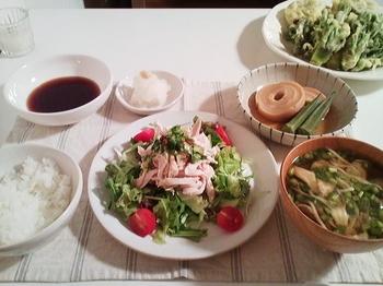 2011.05.02 お夕飯